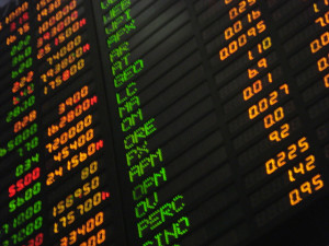 stock-market-board